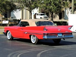 1961 Chrysler 300g Lot S336