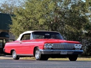 1962 Chevrolet Impala Convertible Lot S313